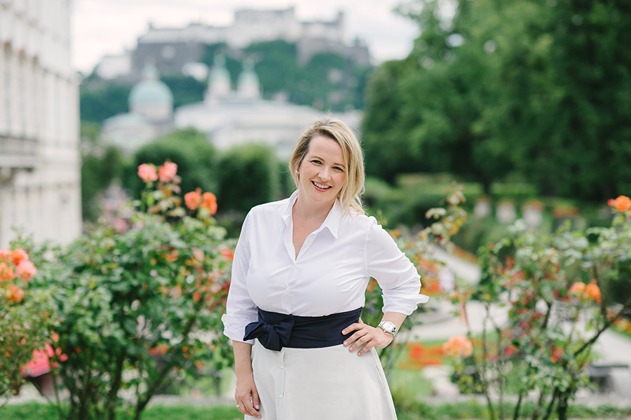 Daniela Kainz best wedding planner in salzburg