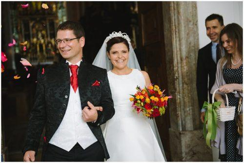 Basilika Mondsee Wedding