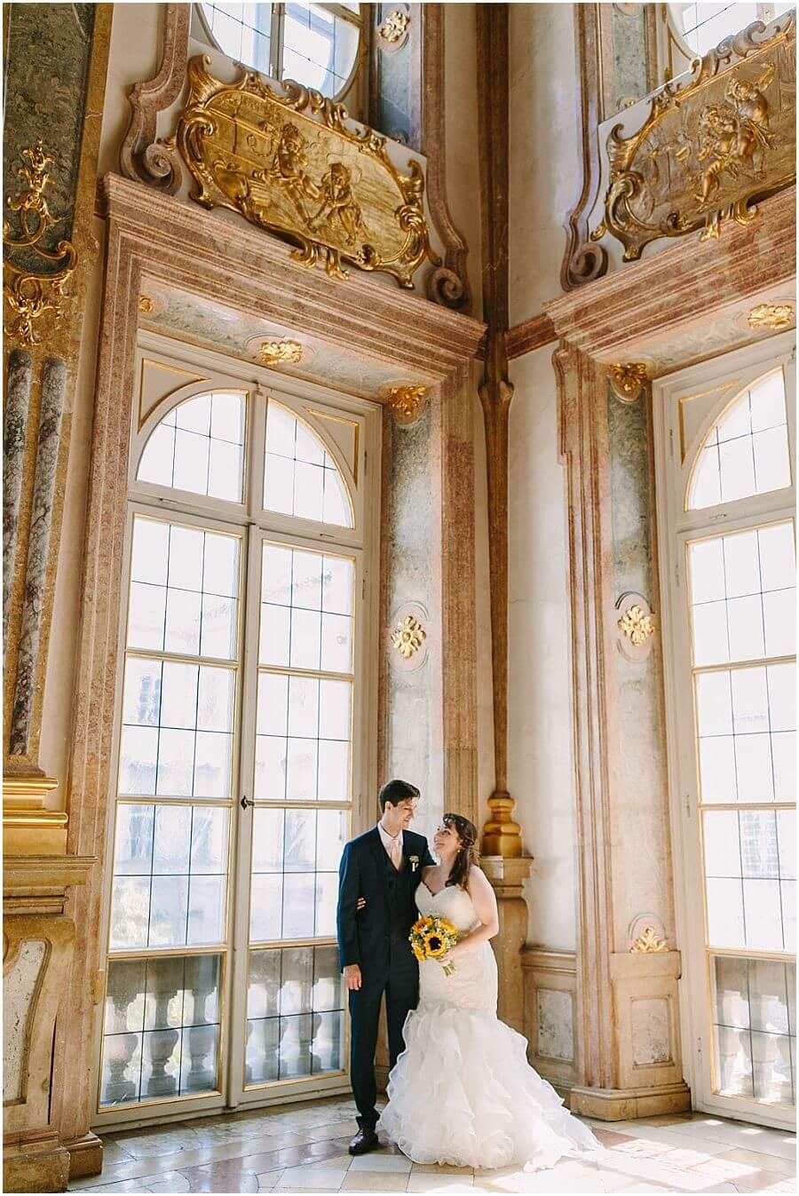 Schloss Mirabell Hochzeit