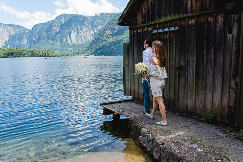 Engagement Photographer Hallstatt Austria