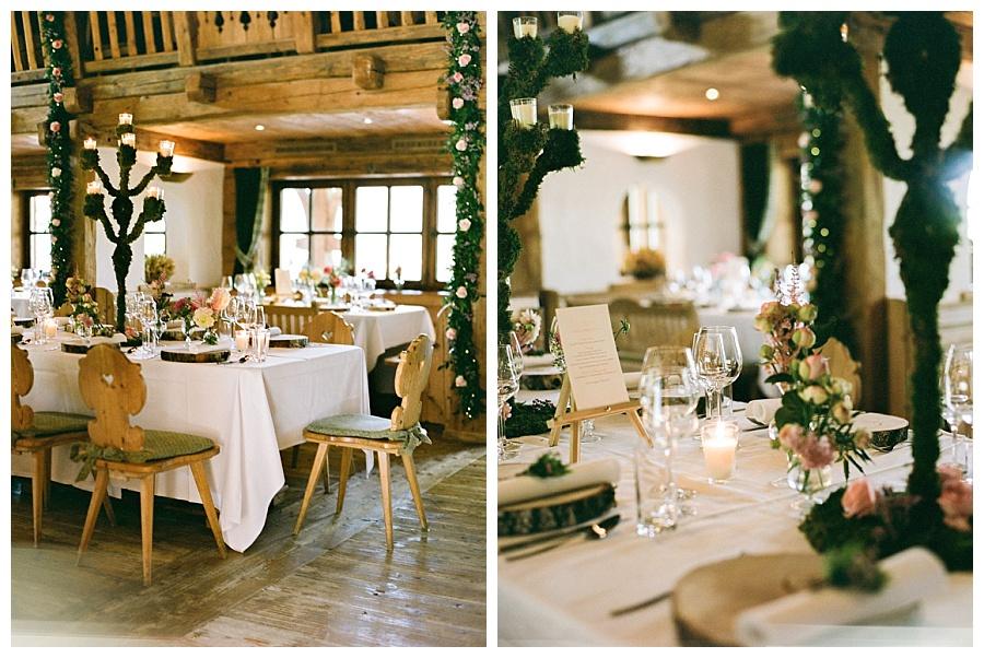 Dekoration Laimer Urschlag Hochzeit