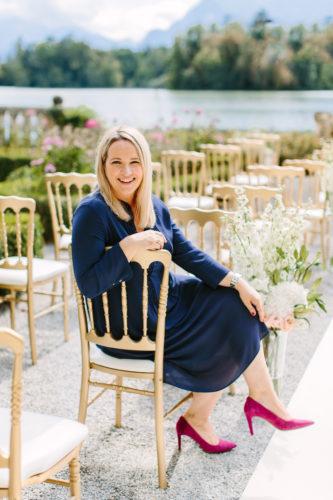 Hochzeitsplaner Salzburg Daniela Kainz