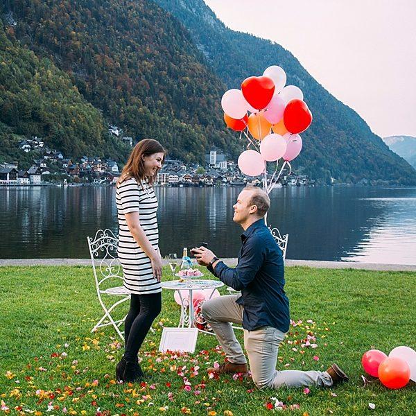 surprise proposal hallstatt